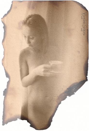 nud artistic - dilema