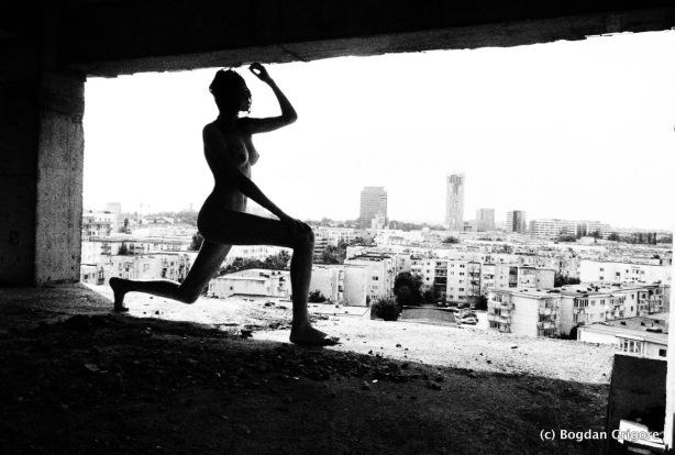 Bogdan Grigore - Nuduri artistice - Contre-jour