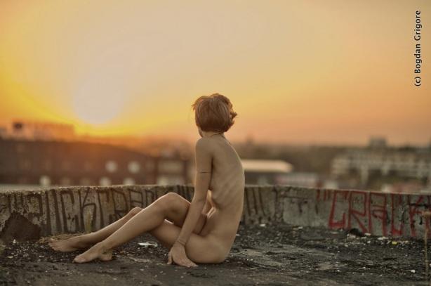 Bogdan Grigore - Nuduri artistice - Sunset2