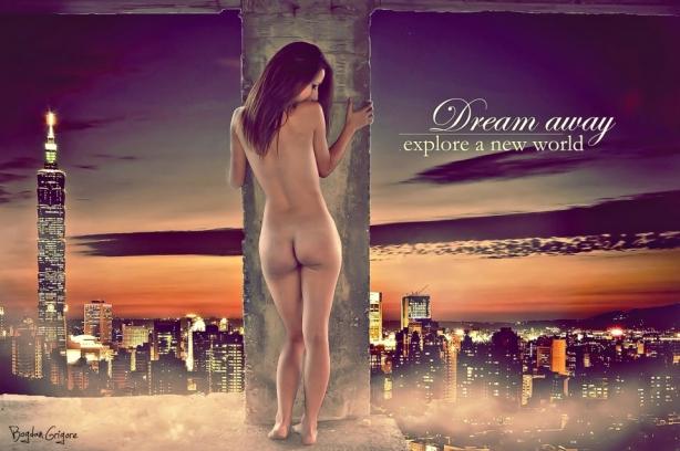 Bogdan Grigore - Artistic Nudes - Dream away