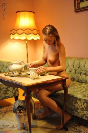 Bogdan Grigore - Artistic Nudes - Tea time