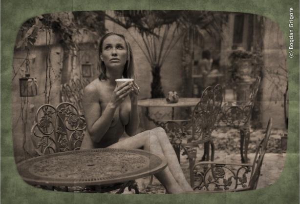 Bogdan Grigore - Nuduri artistice - Infinitea - a mirror in time