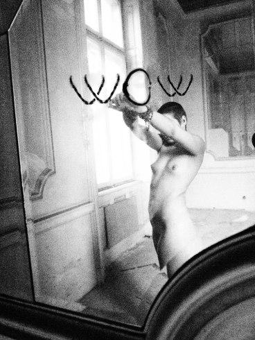 Bogdan Grigore - Nuduri artistice - Protest impotriva Wow-ului din societate8