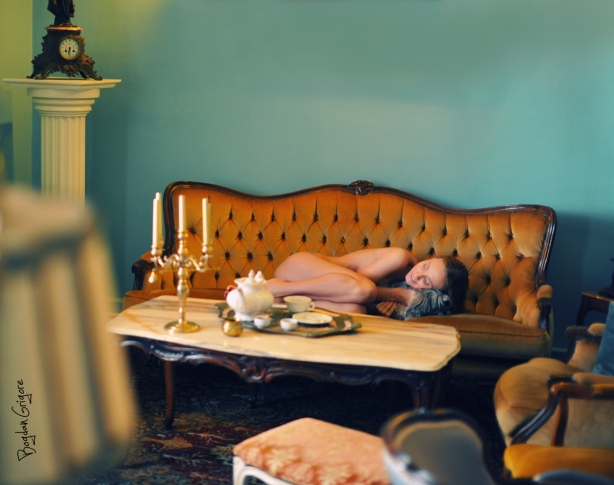 Bogdan Grigore - Artistic Nudes - Cu Mara