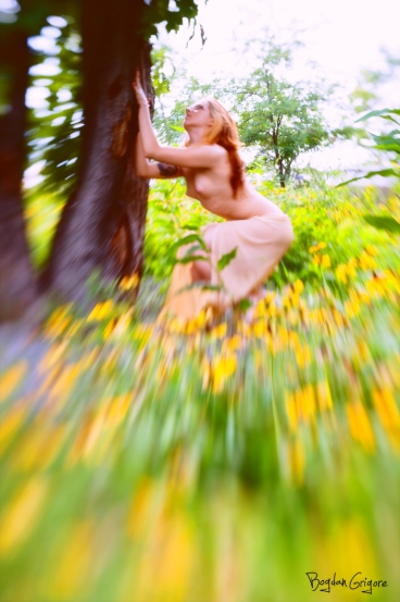 Bogdan Grigore - Artistic Nudes - Nature calling