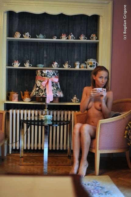 Bogdan Grigore - nuduri artistice - Infinitea Tea Ceainaria