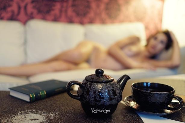 Bogdan Grigore - Artistic Nudes - Drink some tea