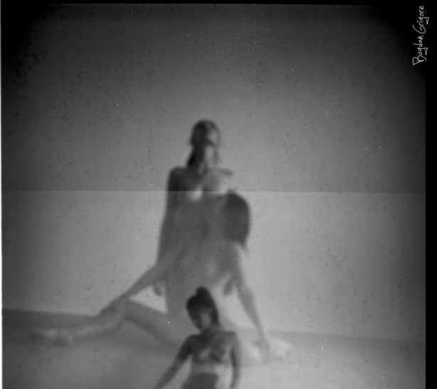 Bogdan Grigore - Nuduri artistice - Lomo Lubitel 1