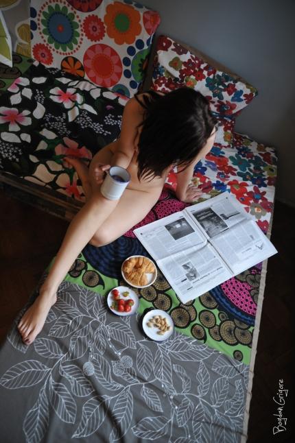 Bogdan Grigore - Nuduri artistice - Micul dejun