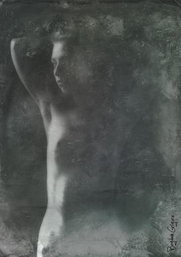 Bogdan Grigore - Nuduri artistice - Noir