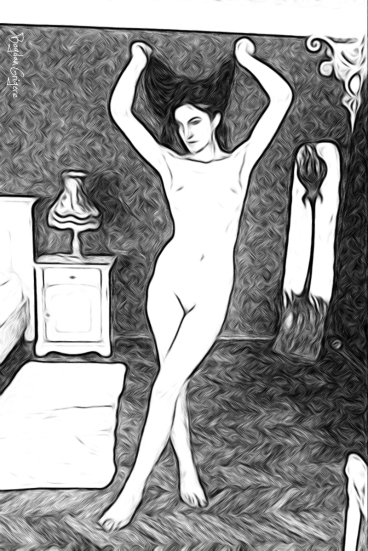 Bogdan Grigore - Nuduri artistice - The Surreal Life
