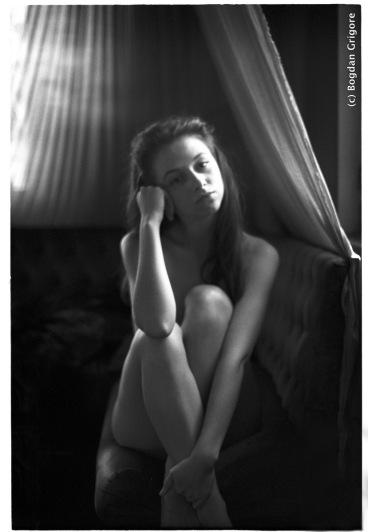 Bogdan Grigore - nuduri artistice - Cafe Ramayana - Film photography