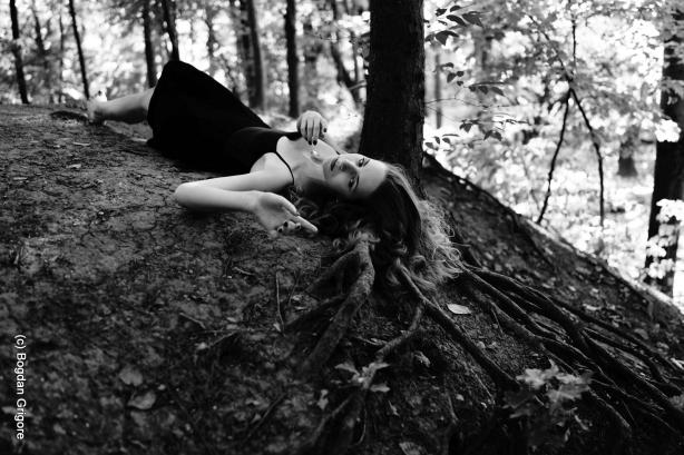 Bogdan Grigore - Portrete artistice - The fall
