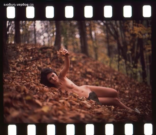Bogdan Grigore - Nuduri artistice - pe film - gradina botanica1