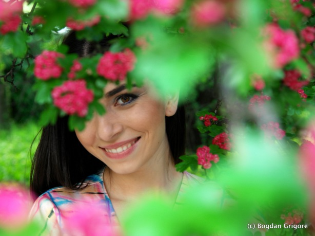 BOgdan Grigore - Alexandra Usurelu - o floare