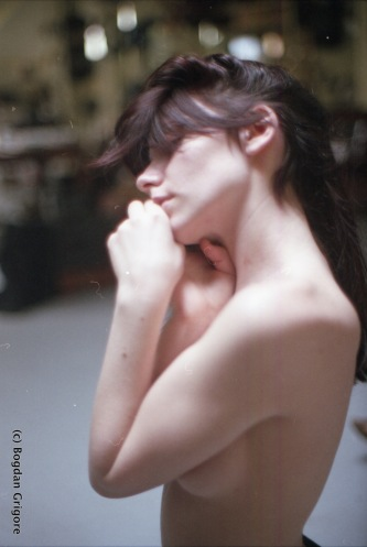Bogdan Grigore - nuduri artistice - Delicat