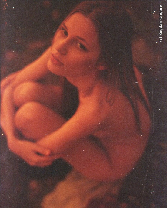 Bogdan Grigore - Film photography25 - nud artistic