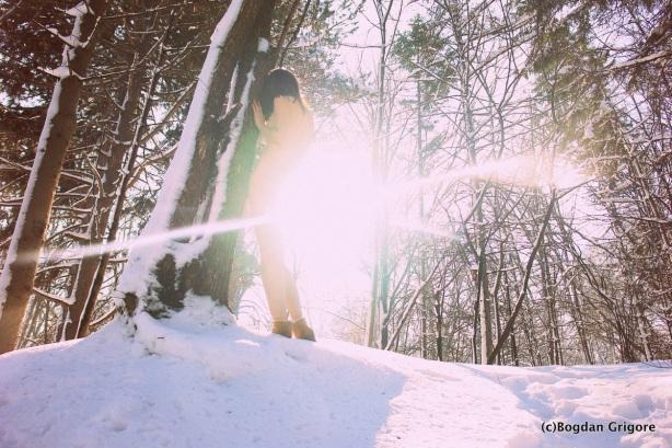 Bogdan Grigore - Nuduri artistice - Winter - camus