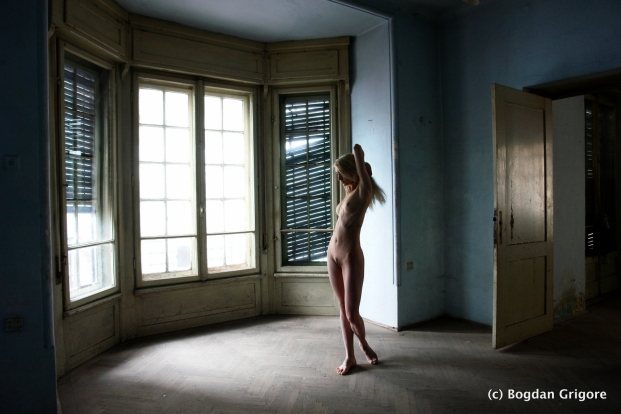 Bogdan Grigore - Nuduri artistice - Casa Cismigiu3