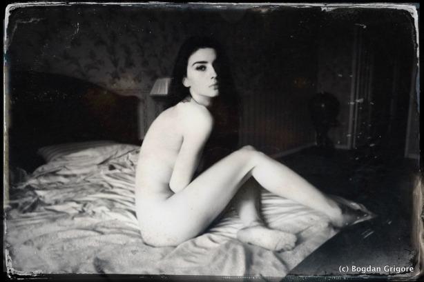 Bogdan Grigore - Nuduri artistice - Postcard from Saint Petersburg